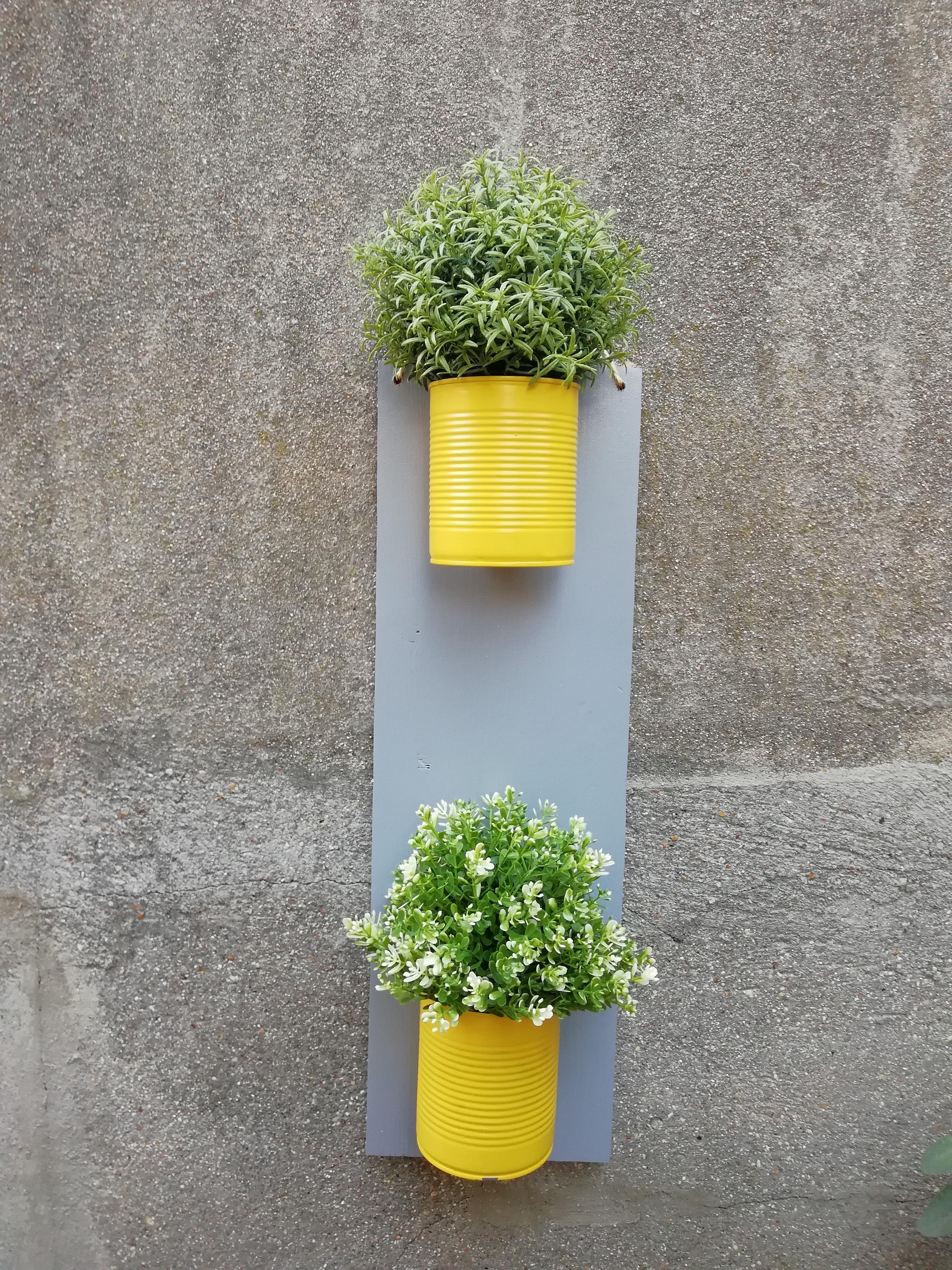 Pots de fleurs - DIY