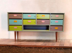 Upcycling Boite aux lettres