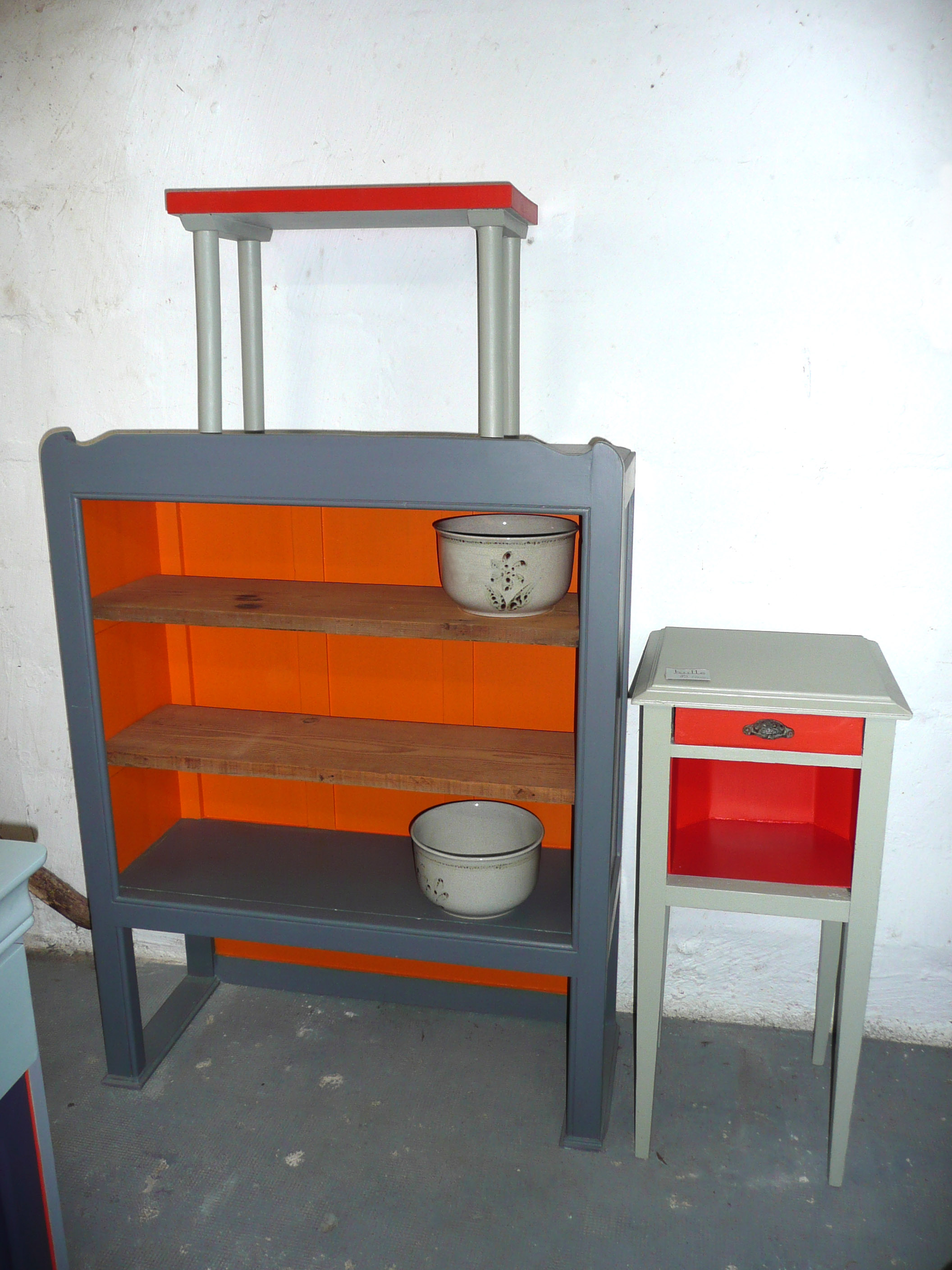 Upcycling rénovation de meubles