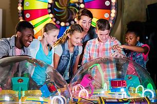 kids party arcade