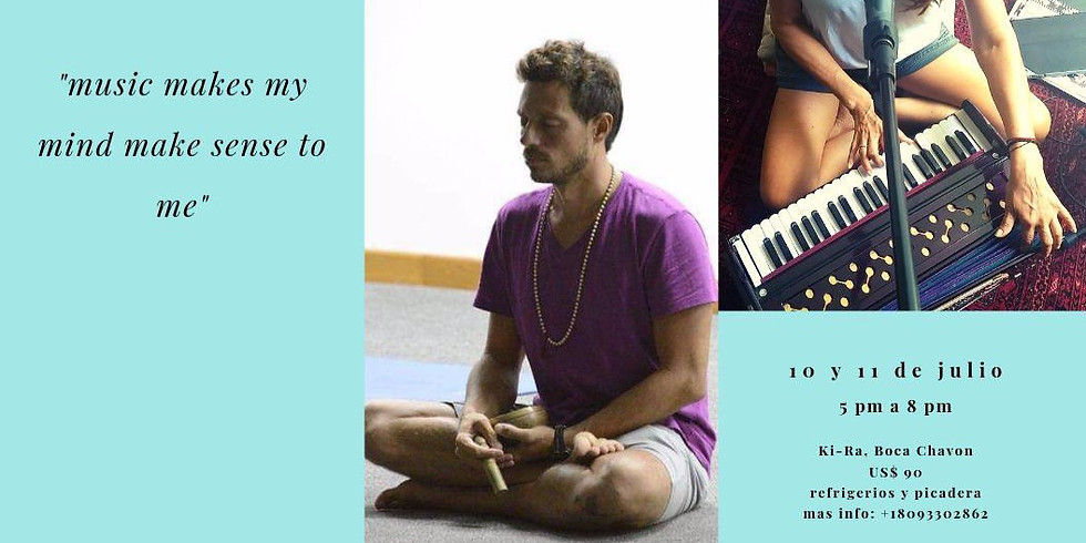 Taller de Introducción al Nada- Yoga