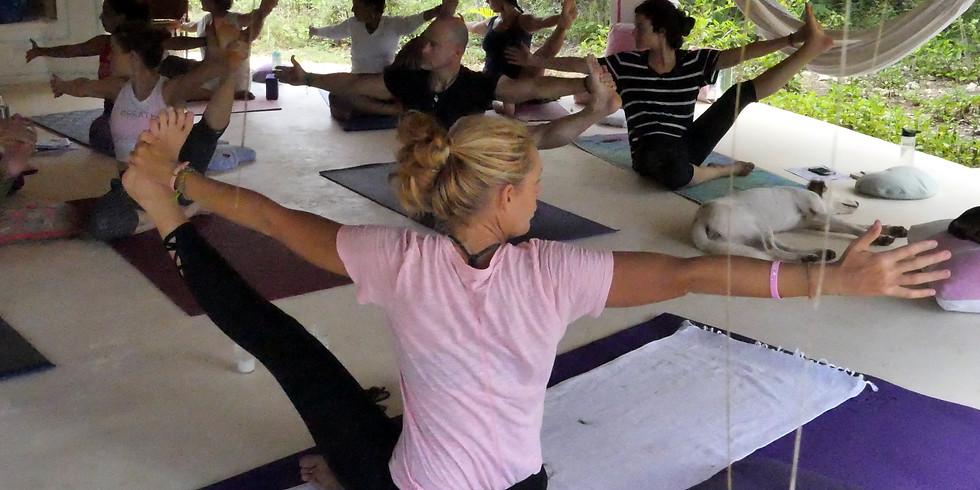 March 2020 - Yoga & Meditation Retreat