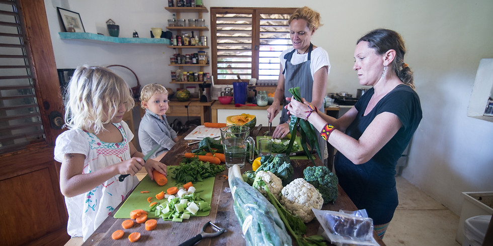 January Cooking Class Weekend