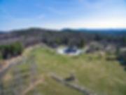 Pixley Hill Property Ariel View