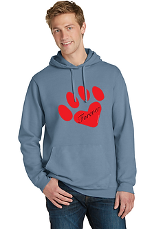 Forever Heart Pullover Hoodie