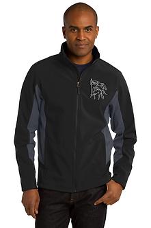 PA Core Coloblock Soft Shell Jacket