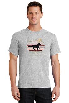 Short Sleeve T Shirt Ash