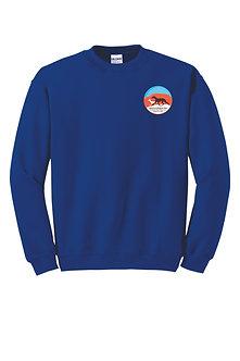 Crewneck sweatshirt style 18000