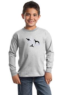 Youth Long Sleeve T Shirt