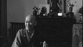 Nuestra práctica, por Shunryu Suzuki Roshi