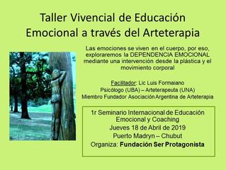 ARTETERAPIA Y EDUCACIÓN EMOCIONAL EN PUERTO MADRYN