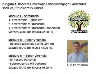 Arteterapia en Puerto Madryn!