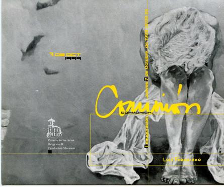 COMUNIÓN. BUENOS AIRES. OCT 1999