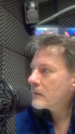 En la Radio. Luis Formaiano