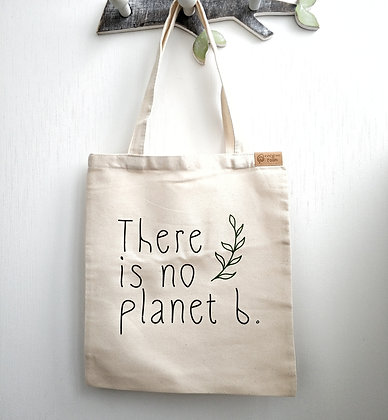 Шопер «There is no planet b.»