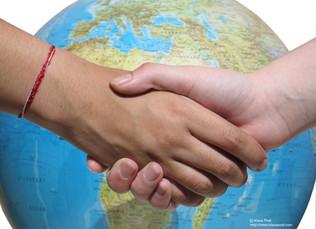 Dünya'da Barış ve Sevgi