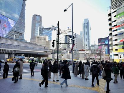 2021.2.18(木)渋谷