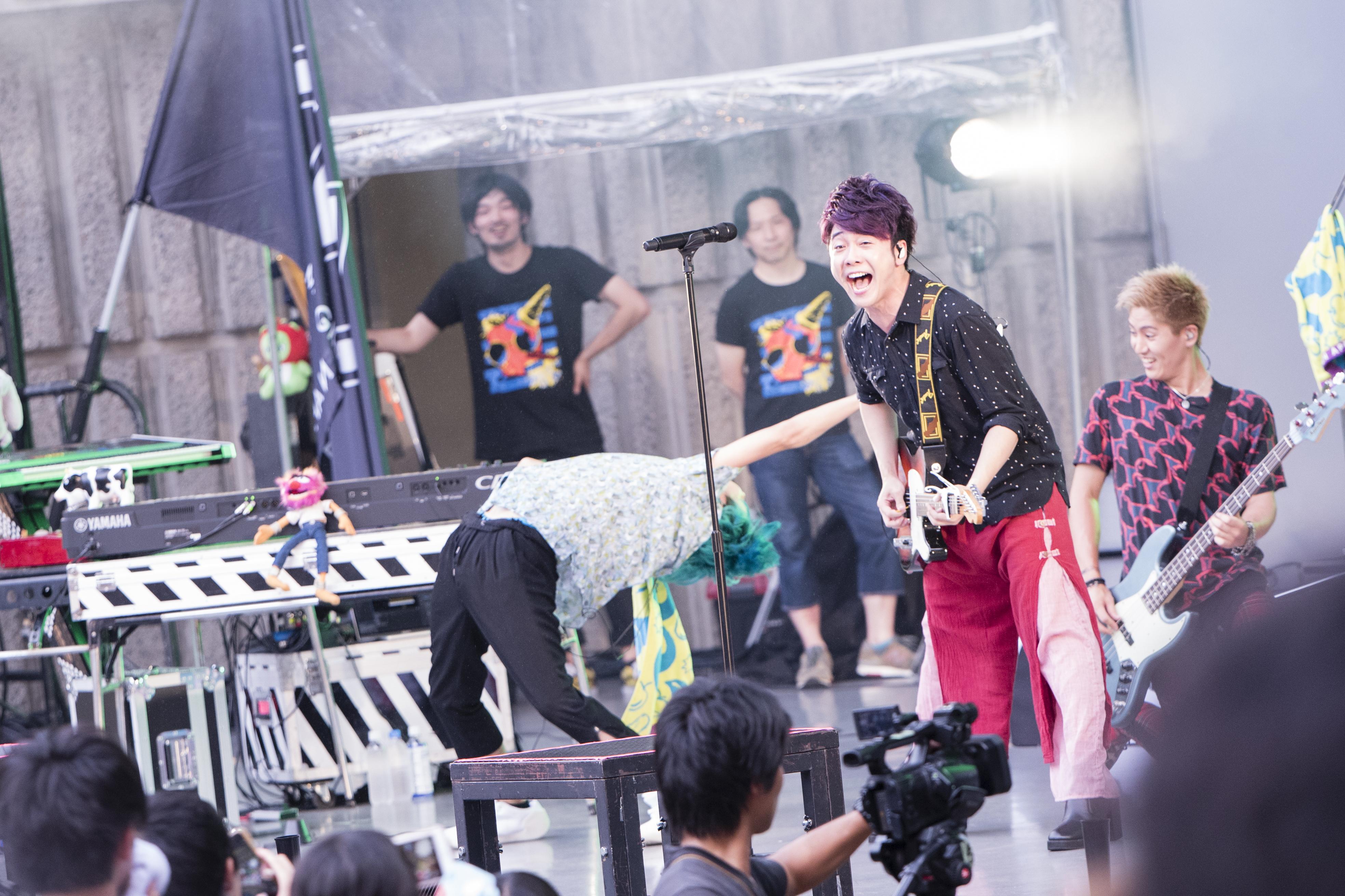2017.7.15 日比谷野外音楽堂