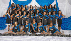 2019-2020Dekaney Diamonds Dance Team