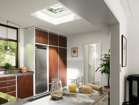 Top tips to maximise space and light in your home