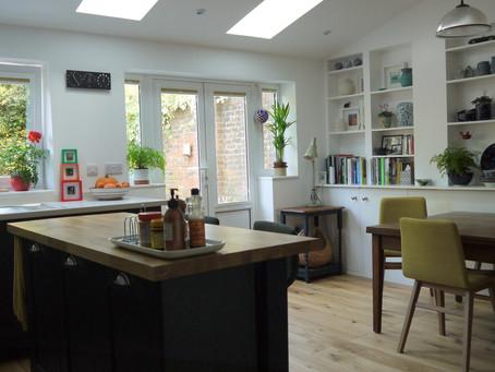 Light-Filled Kitchen Extension - South Godstone