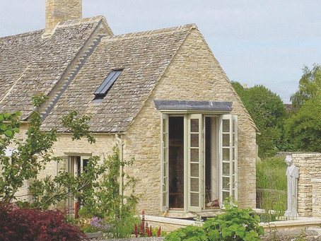 Top tips when extending an old building