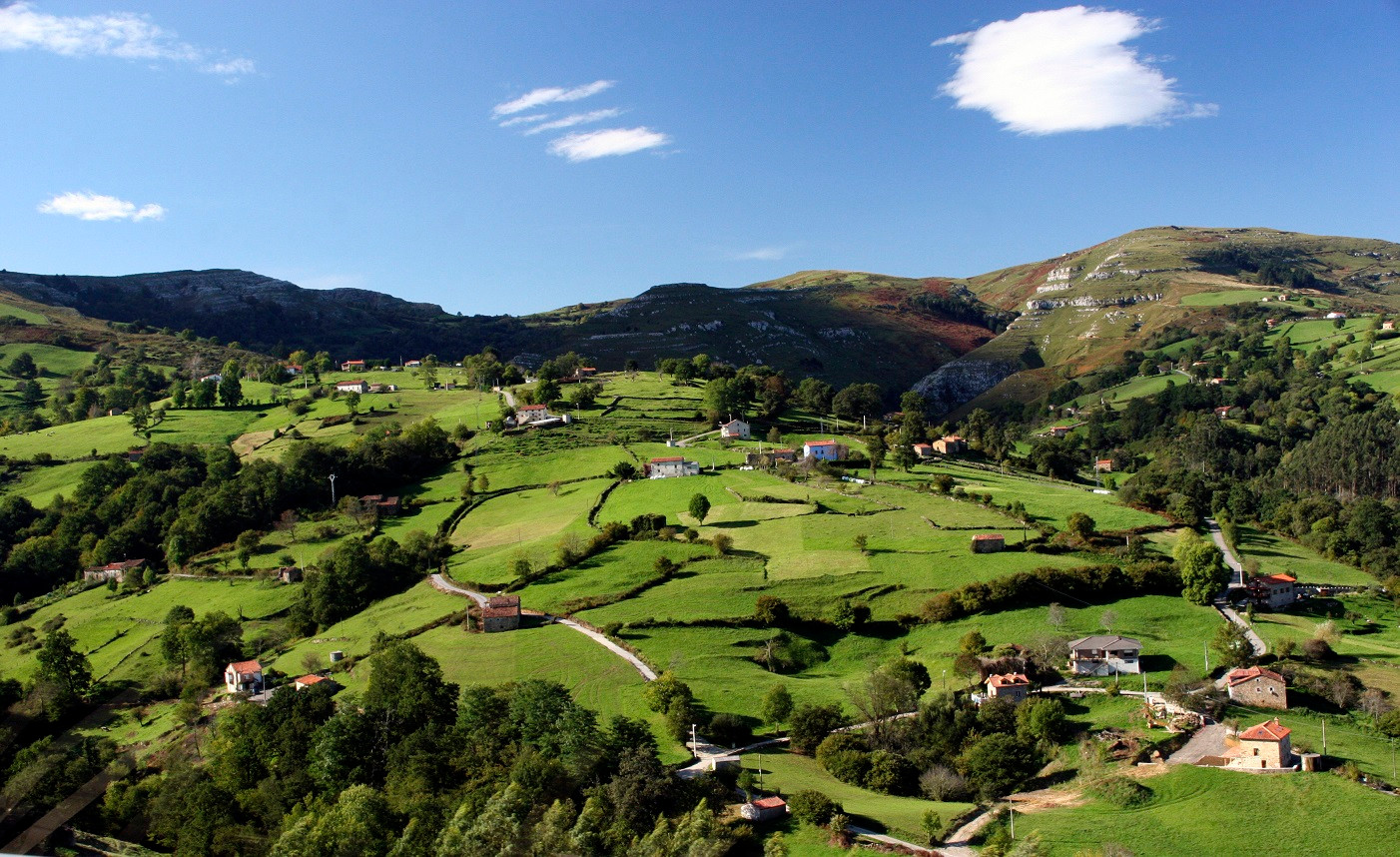 pasiegos valleys