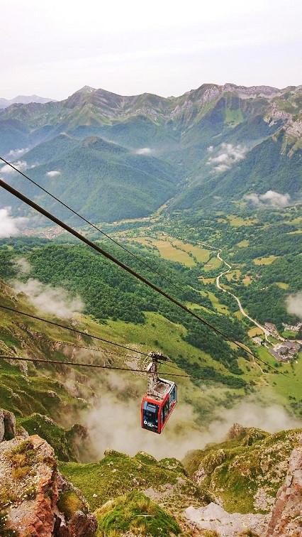 gondola peaks