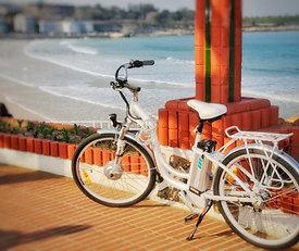 E-bike rental