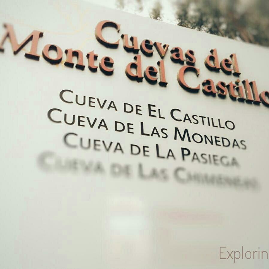 Cuevas Monte Castillo