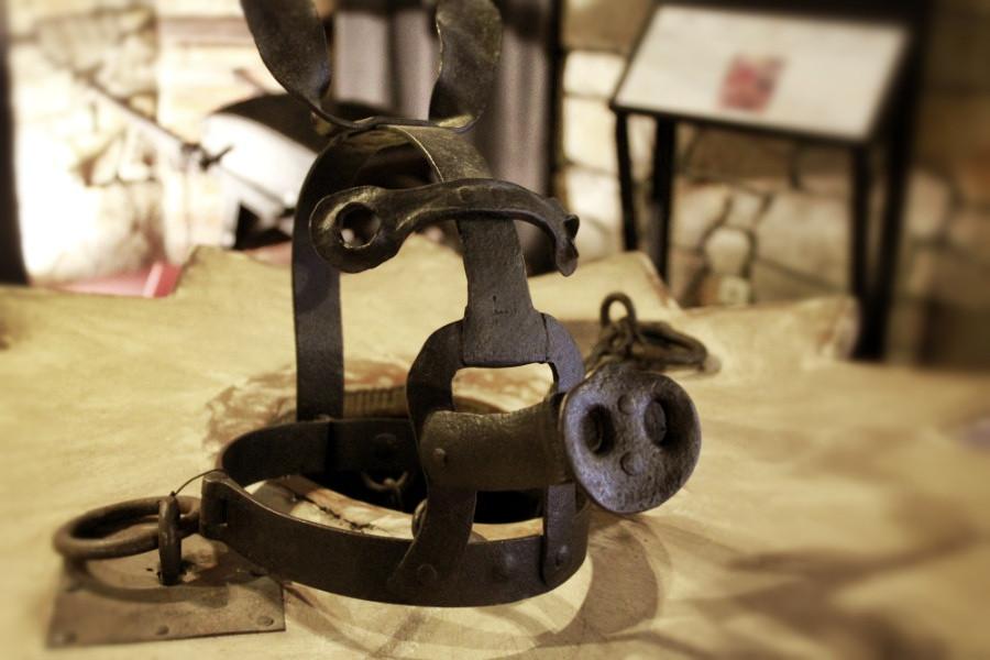 instrumento tortura