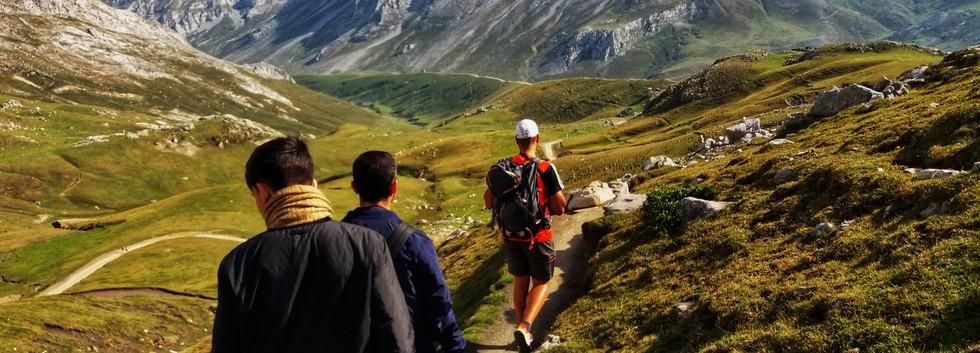 Strolling through Picos de Europa