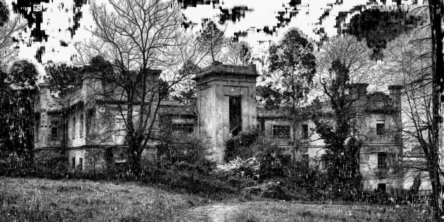 Isla Pedrosa Sanatorium