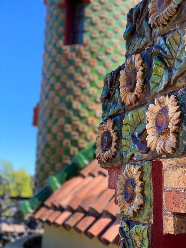 Gaudi's whim