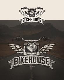 Bike House, Logo