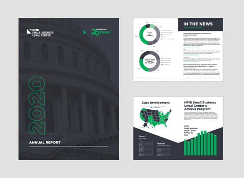 NFIB Annual Report Booklet