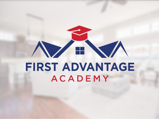 First Advantage Academy, Logo