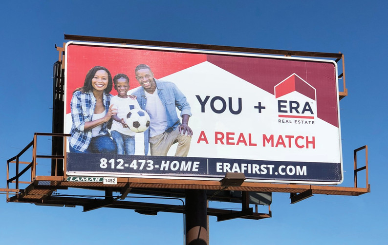 ERA First Advantage, Billboard Campaign