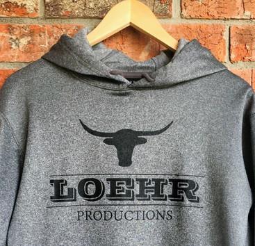 Loehr Productions, Logo