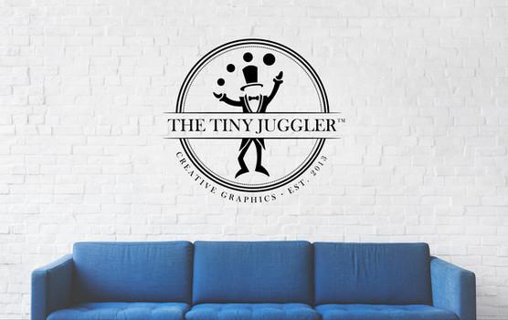 The Tiny Juggler, Logo