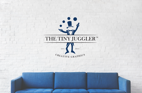 The Tiny Juggler Logo