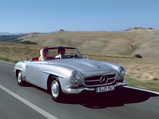 Mercedes SL epoca ASI, trova affare - ScovAffari.com