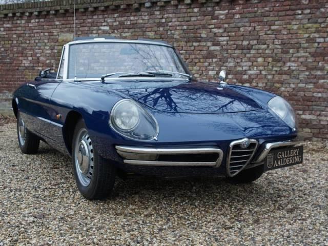 Alfa Romeo Duetto Spider epoca ASI, trova affare - ScovAffari.com