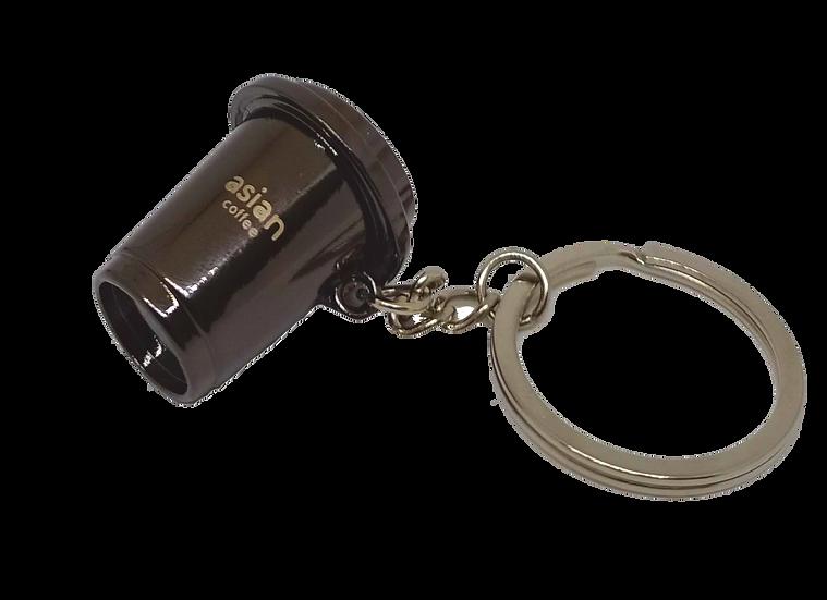 Schlüsselanhänger Kaffeebecher