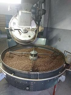Verschiffun von Rüegg's Kaffee