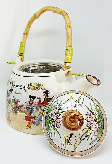 Teeset original Chinese Style Dancing