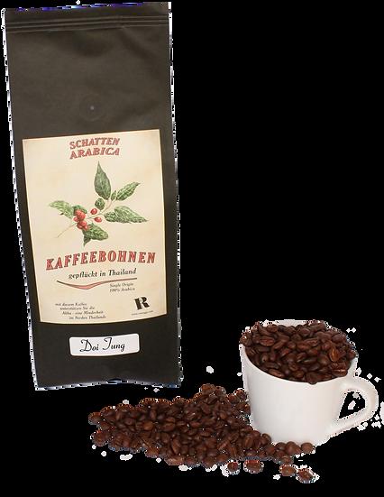 Doi Tung 100% Arabica Kaffeebohnen 1000g