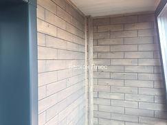 Отделка стеновым паркетом в ЖК Европейск