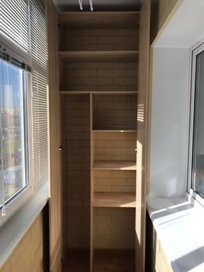 Мебель на балкон отБалкон Плюс