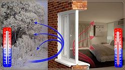Энергосберегающие окна ПВХ